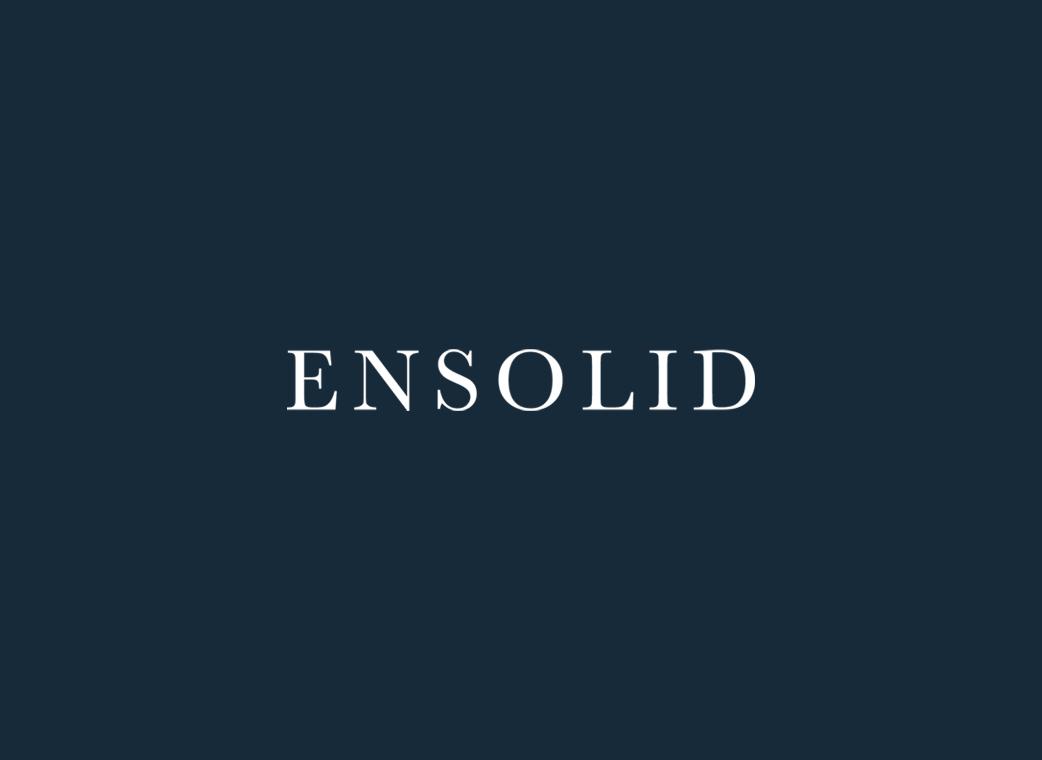 WP Masters Portfolio item with Ensolid logo