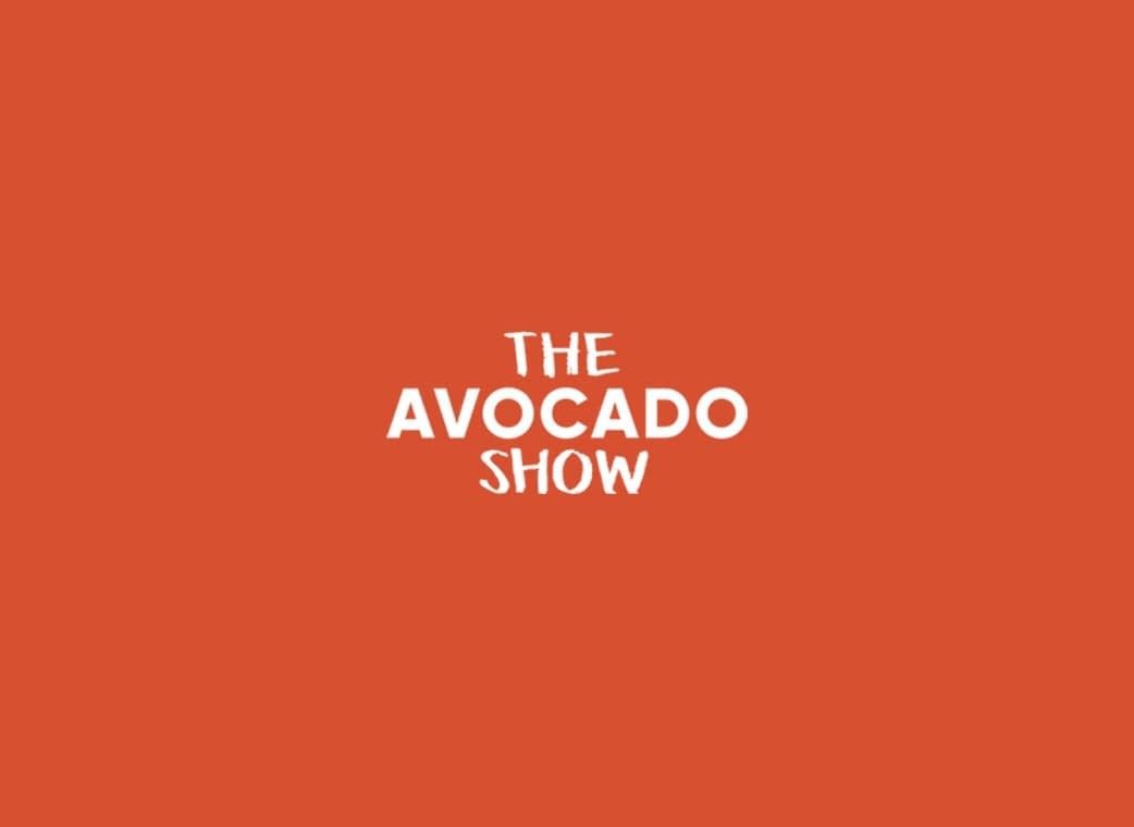 WP Masters Portfolio item with The Avocado Show logo