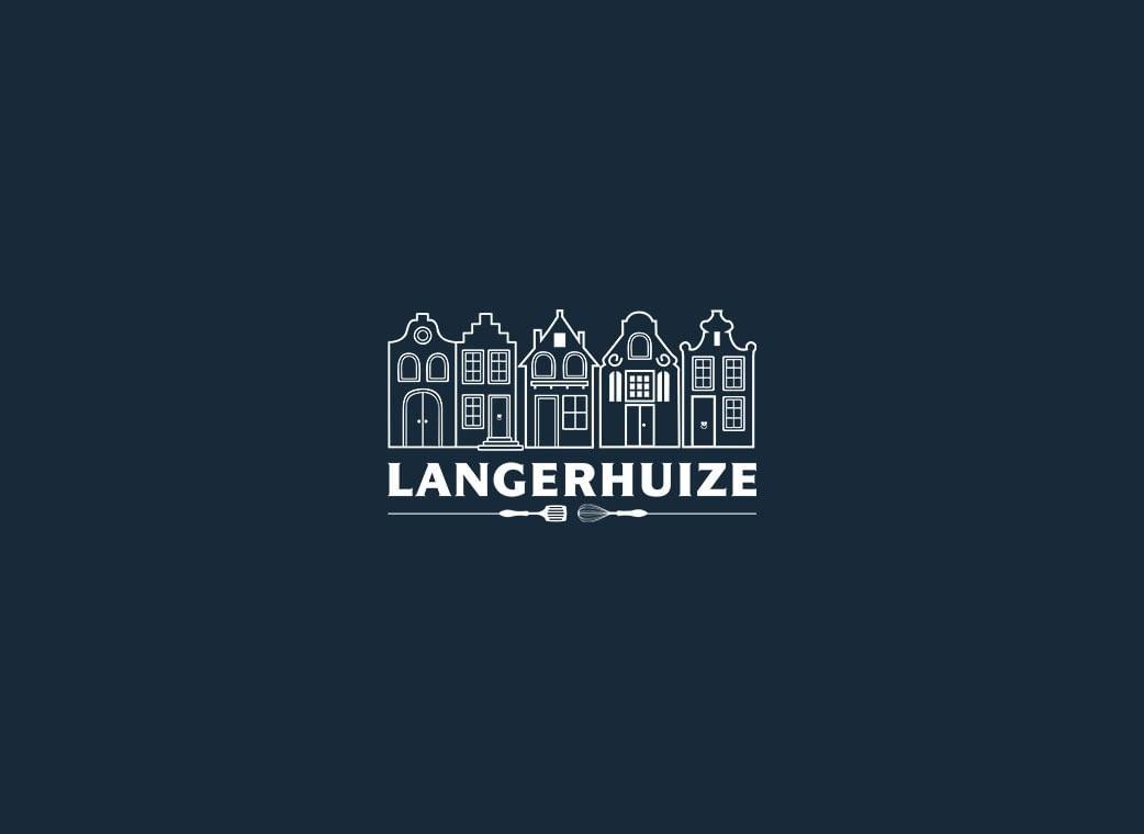 WP Masters Portfolio item with Langerhuize logo